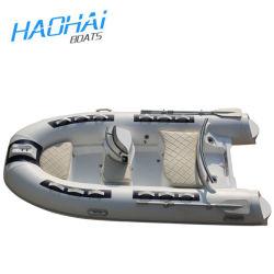 CE 3.3م قارب صيد صغير للقوارب القابلة للانتفاخ للأطفال القوارب