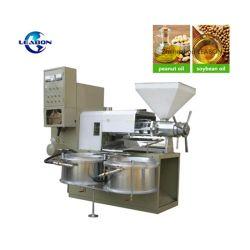 prensa de aceite mecánica de la extrusora de aceite de girasol aceite de la prensa en frío para uso doméstico