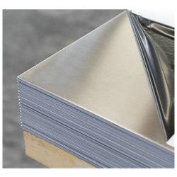 مطحنة إنجاز يصقل ألومنيوم/[ألومينوم لّوي] سهل لوحة ([أ1050] 1060 1100 3003 5005 5052 5083 6061 7075)