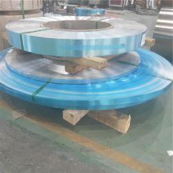 5052 ملف من الألومنيوم المسطح الإضافي للمنتجات الإلكترونية ذات اللون الأزرق ملصق PVC