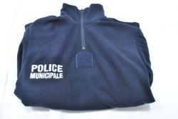 OEMの婦人警官長い袖のカスタム刺繍が付いているヨーロッパのための北極の羊毛のジャケット