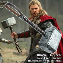 トールのハンマー報復者の武器の驚嘆の武器