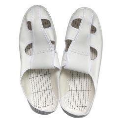 Laboratoire professionnel de l'EPA Fournisseur antistatique ESD Chaussures pour salle blanche