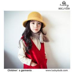 女の子のブティックの衣類の服装の綿織物の子供の衣服