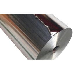 Folha de alumínio polido experientes canto de metal flexível Rolo jumbo de fita de isolamento