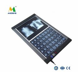 Super Thin Portable Double Panel X Ray Led Medical Film Viewer