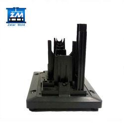 Personalizados de alta qualidade de moldagem por injeção de plástico de moldagem de peças e fábrica de molde (Zetar Molde)