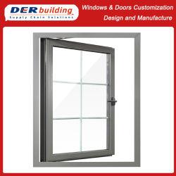 Flügelfenster-Fenster-Aluminiumprofil und Aluminium-Flügelfenster-Windows-Zubehör