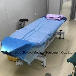 クリニックのマッサージの産婦人科の検査表/病院の椅子