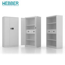 Heet verkoop het Moderne Kabinet van de Plank van het Metaal Open voor het Gebruik van het Bureau