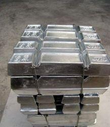 Alta Qualidade lingote de zinco Zamak de Metais Não Ferrosos