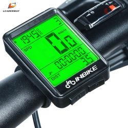 Commerce de gros Compteur kilométrique tachymètre numérique portable, ordinateurs de vélo de haute qualité avec minuterie