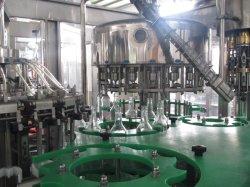 3000-5000bph стеклянную бутылку виноградного вина заполнение Корк машины