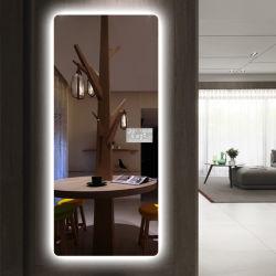 LEDの実物大ミラーの構成ミラーのホテルのスマートな発光