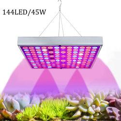 Großhandels45w volles Spektrum LED wachsen Lichter für Innenpflanzenwachstum
