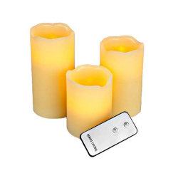 LED-helle Kerze-Geschenk-Kerze