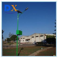 Usine de plein air de gros de produits solaires 30W 60W à LED pour la rue d'éclairage solaire