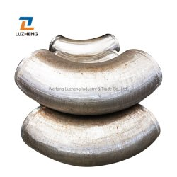 Haute ou Moyenne et Basse pression des raccords du tuyau de coudes 20g 15CrMo L415M L360NE utilisés dans l'industrie chimique