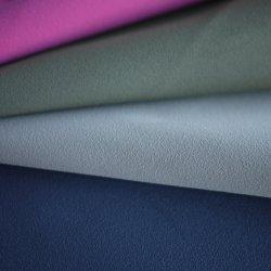 Tissu en Daim artificiel Wear-Resistant Yangbuck cuir synthétique pour les chaussures en cuir de la table de matériel