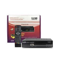 Junuo горячая продажа HD 1080p с цифровым ТВ-ресивером DVB-T2