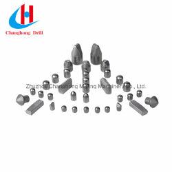 Dicas de Mineração de carboneto de tungstênio, Yg6 Yg8 Botão de carboneto de tungsténio e de carboneto de tungsténio botões de inserção