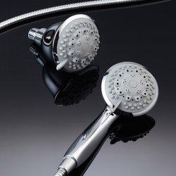 3 Кнопка Set функции портативного устройства солнечной энергии радиального массажный душ в ванной комнате головки блока цилиндров