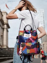Sacchetti di spalla dello zaino di nuovo modo delle donne di corsa della borsa di banco delle donne causali dei sacchetti
