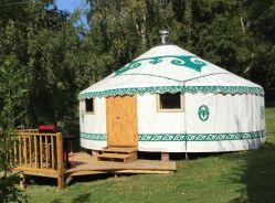 Gutes Qualitäts-Camping-Event Tourist Party Mongolian Yurt Zelt