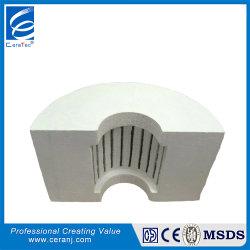 Forma al vacío de fibra cerámica