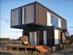Prefabricados moderna estrutura de aço móveis modulares Prefab Prédio da Casa de embalagem para venda