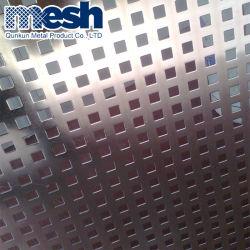 Perforiertes Metallblech aus Edelstahl für Lautsprecherbox