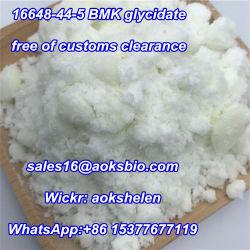 Passer les douanes de l'UE de 100 %! BMK 5413-05-8 glycidate poudre 16648-44-5 de la Chine fournisseur SAE