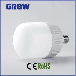 Distributeur de haute puissance 18W 28W 38W 48W 80W 100W SMD T80 T100 T120 T140 T160 E27 Voyant lampe de feu de matières premières de l'Énergie de l'enregistrement des voyants LED ampoule lampe