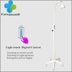 Хирургического оборудования под руководством хирургические лампы Ks-Q6d лампа Сенсорный регулятор яркости