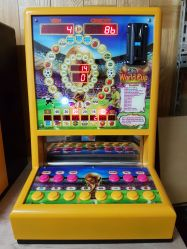 Scheda di Pbc della macchina del gioco di gioco delle roulette della scanalatura del casinò di Mario