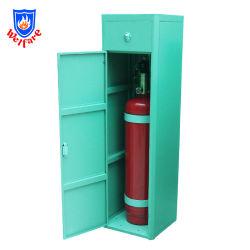 Hfc-227ea maak het Systeem van de Bescherming van de Brand van het Type van Kabinet van het Gas schoon