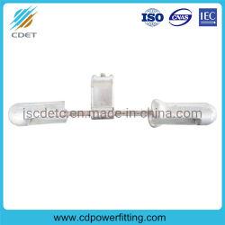 Câble ACSR Stockbridge Armor amortisseur de vibrations de la poignée
