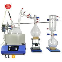 Laboratorium hot Sale Automatische Mixer Fractional Distillation Unit