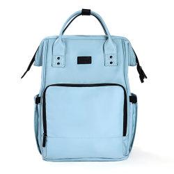 Gran mochila impermeable viaje multifunción Pañales pañal Bolsa Bolsa de maternidad para papá, mamá con la bolsa de aislamiento