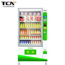 Máquina expendedora inversa Tcn para botellas de plástico