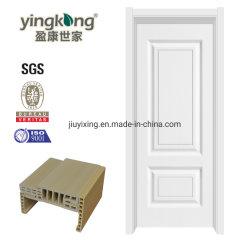 Glas-WPC/PVC/ABS Tür des Innenbadezimmer-mit dem Rahmen wasserdicht