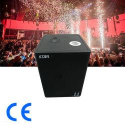 Cold Spray électronique d'étincelle de la machine pour DJ / Événement de mariage