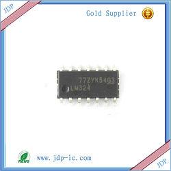 Lm324DR LM324 SOP14 Amplificateur opérationnel de faible puissance de la puce quatre coeurs