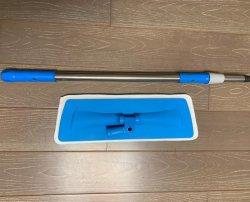 Recharge en microfibre de haute qualité Mop pour nettoyer la maison de balai plat