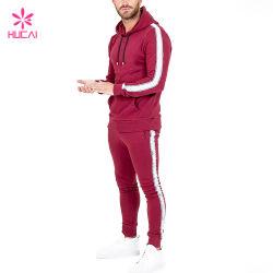 Het in het groot Kostuum van de Sport van de Winter van Mens van de Katoenen Slijtage van de Gymnastiek