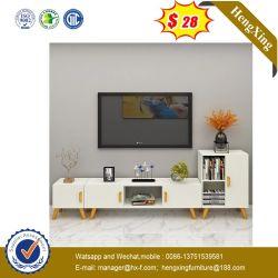 De Chinese Houten Moderne Tribune van TV van de Prijs van de Fabriek van China Eenvoudige Houten