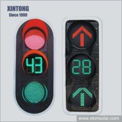 Xintong 200/300/400мм интеллектуальный светодиодный индикатор движения индикатор сигнала с таймером обратного отсчета для данного автомобиля