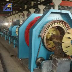 El Hormigón de refuerzo de acero hilado Jaula de pila que hace la máquina