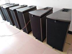 PRO riga professionale sistema acustico della fase dell'audio 15-Inch dell'altoparlante di schiera