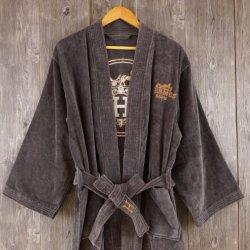 Qualitäts-Baumwollbademantel-Geschenk 100% stellte für fördernden Großverkauf ein